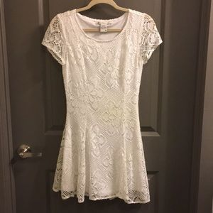 White dress from American Rag